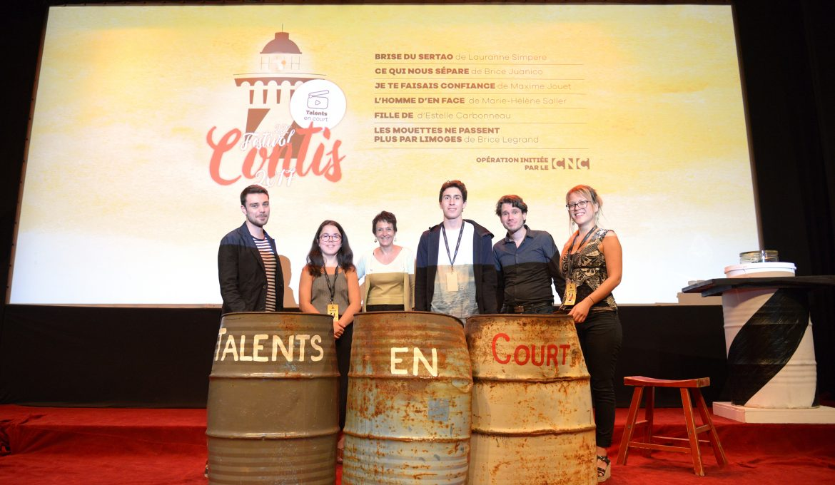 Talents en court à Contis